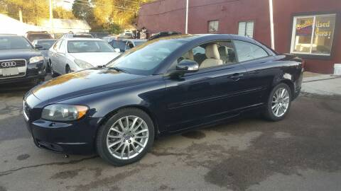 2009 Volvo C70 for sale at B Quality Auto Check in Englewood CO