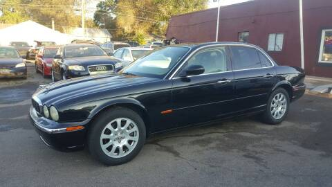 2004 Jaguar XJ-Series for sale at B Quality Auto Check in Englewood CO