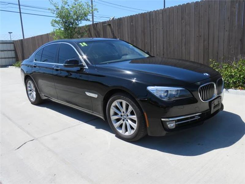 2014 bmw 7 series 740i in corpus christi tx all star. Black Bedroom Furniture Sets. Home Design Ideas