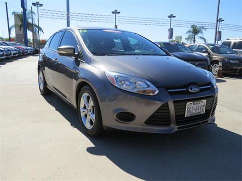 2013 Ford Focus for sale in Corpus Christi, TX