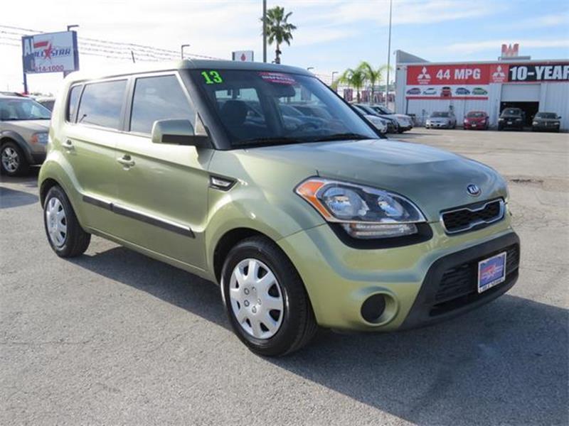 2013 Kia Soul 4dr Wagon 6M   Corpus Christi TX