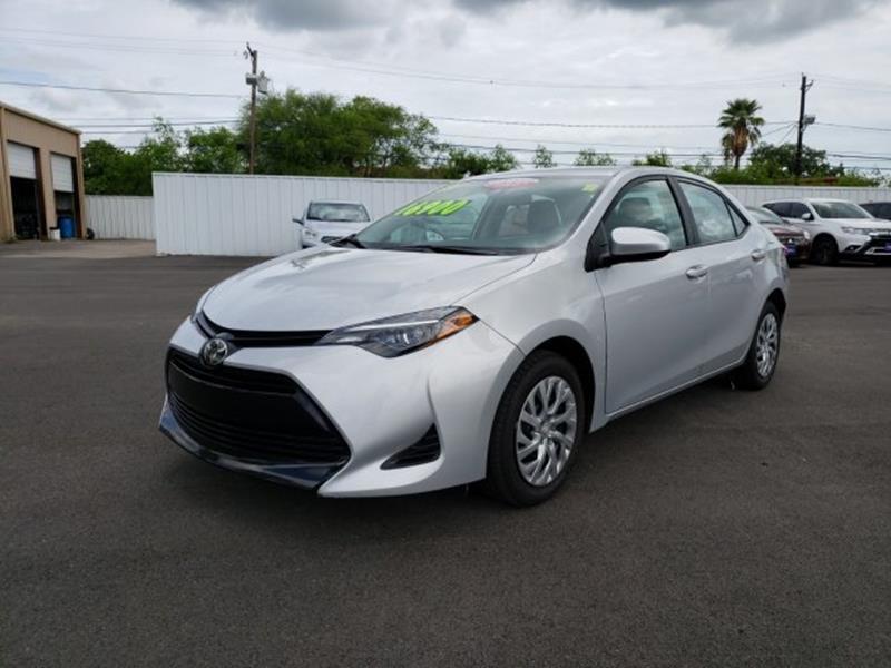2019 Toyota Corolla for sale at All Star Mitsubishi in Corpus Christi TX