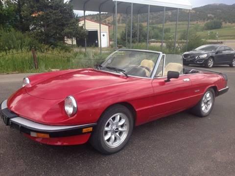 1986 Alfa Romeo Spider for sale in Durango, CO