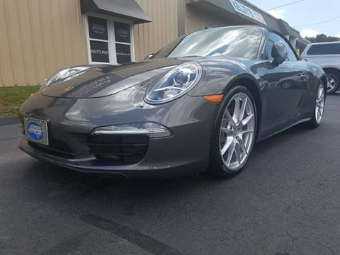 2013 Porsche 911 for sale in Hudson, NC