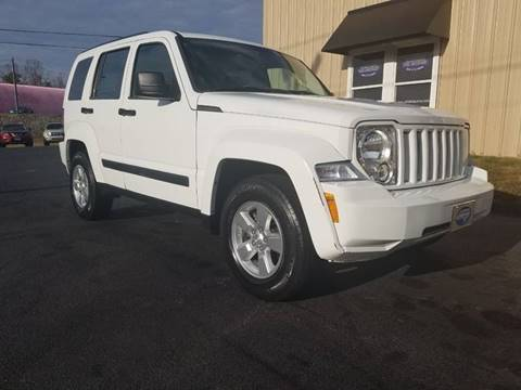 2011 Jeep Liberty for sale in Hudson, NC