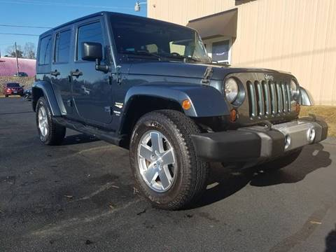 2008 Jeep Wrangler Unlimited for sale in Hudson, NC