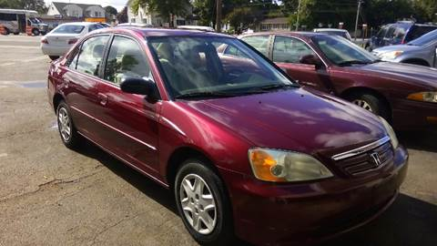 2003 Honda Civic for sale at Cash For Cars Long Island - Used Cars For Sale in Lindenhurst NY
