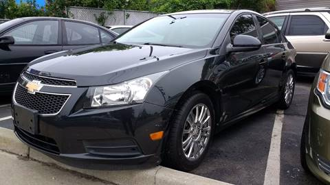 2012 Chevrolet Cruze for sale at Cash For Cars Long Island - Used Cars For Sale in Lindenhurst NY