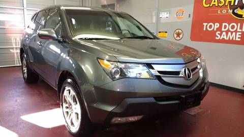 2009 Acura MDX for sale at Cash For Cars Long Island - Used Cars For Sale in Lindenhurst NY