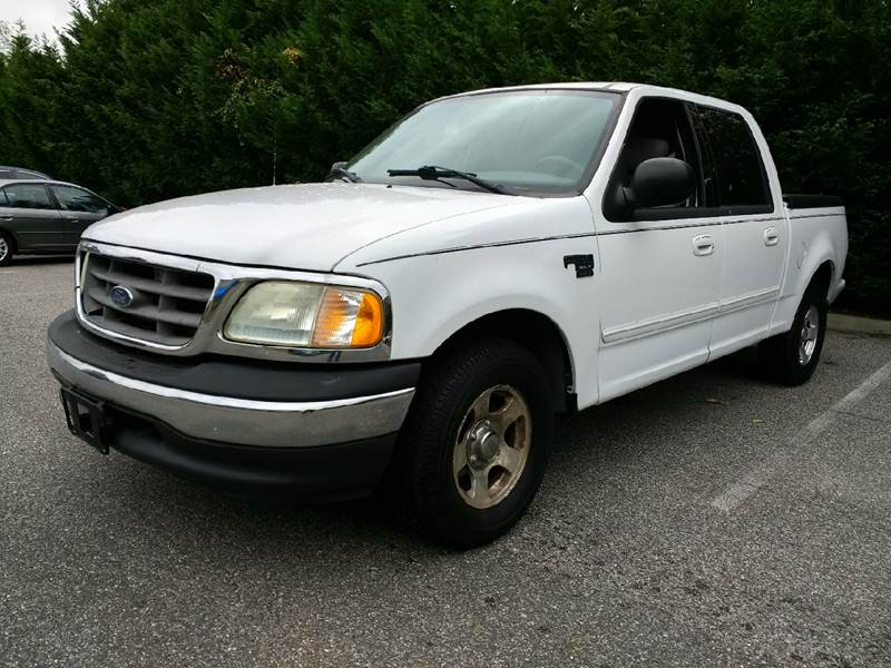 2003 Ford F-150 XLT In Lindenhurst NY - Cash For Cars Long Island ...