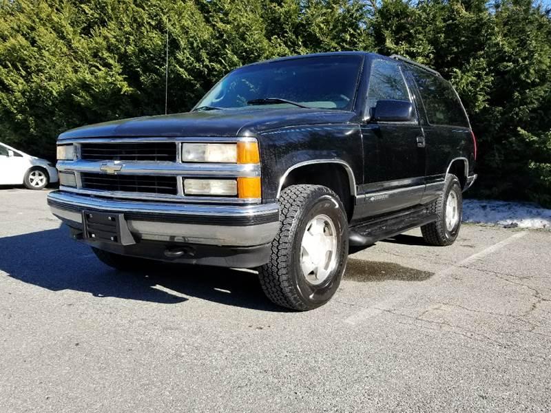1999 Chevrolet Tahoe LT In Lindenhurst NY - Cash For Cars Long ...