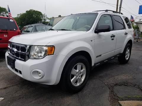 2008 Ford Escape for sale at Cash For Cars Long Island - Used Cars For Sale in Lindenhurst NY