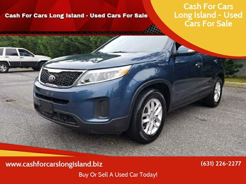2015 Kia Sorento for sale at Cash For Cars Long Island - Used Cars For Sale in Lindenhurst NY