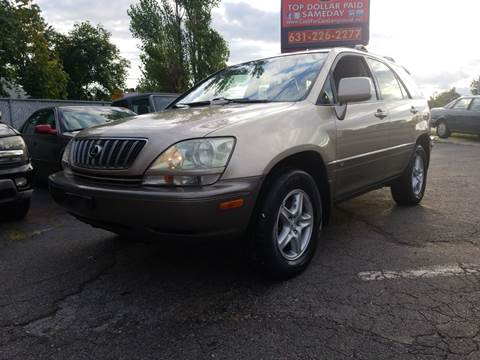 2002 Lexus RX 300 for sale in Lindenhurst, NY