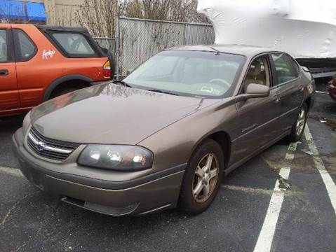 2003 Chevrolet Impala for sale at Cash For Cars Long Island - Used Cars For Sale in Lindenhurst NY