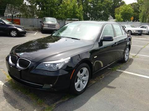 2008 BMW 5 Series for sale at Cash For Cars Long Island - Used Cars For Sale in Lindenhurst NY