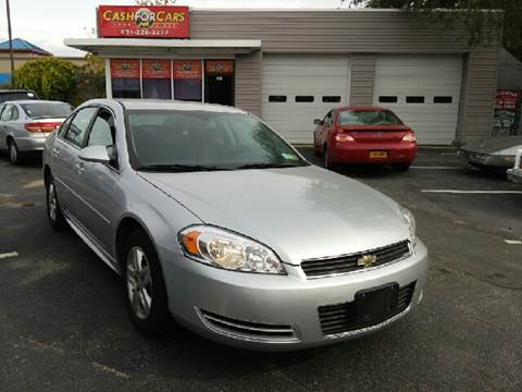 2009 Chevrolet Impala for sale at Cash For Cars Long Island - Used Cars For Sale in Lindenhurst NY