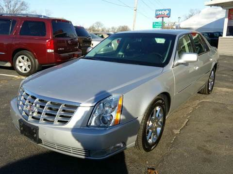 2010 Cadillac DTS for sale at Cash For Cars Long Island - Used Cars For Sale in Lindenhurst NY