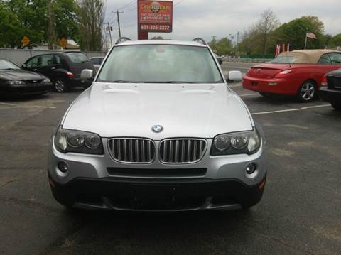 2008 BMW X3 for sale at Cash For Cars Long Island - Used Cars For Sale in Lindenhurst NY