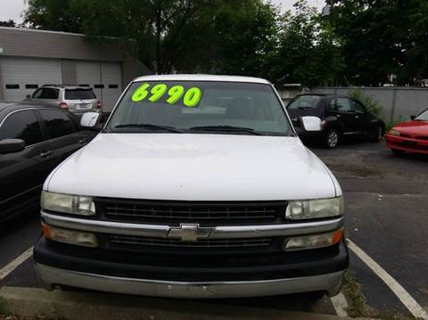 2000 Chevrolet Silverado 1500 for sale at Cash For Cars Long Island - Used Cars For Sale in Lindenhurst NY