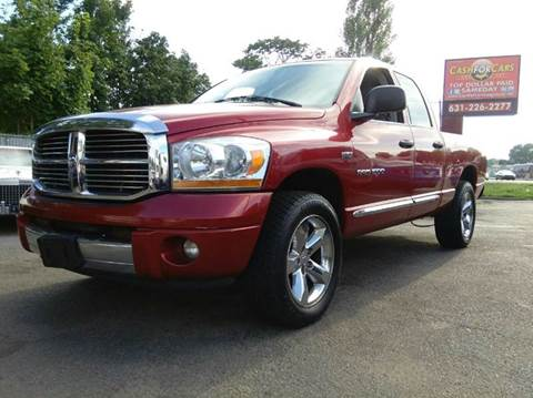 2006 Dodge Ram Pickup 1500 for sale at Cash For Cars Long Island - Used Cars For Sale in Lindenhurst NY