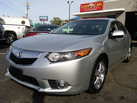 2012 Acura TSX for sale at Cash For Cars Long Island - Used Cars For Sale in Lindenhurst NY