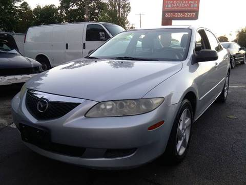 2003 Mazda MAZDA6 for sale at Cash For Cars Long Island - Sell My Car For Cash in Lindenhurst NY