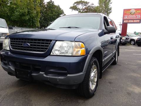 2002 Ford Explorer for sale at Cash For Cars Long Island - Sell My Car For Cash in Lindenhurst NY