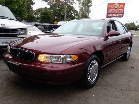 2002 Buick Century for sale at Cash For Cars Long Island - Used Cars For Sale in Lindenhurst NY