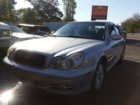2003 Hyundai Sonata for sale at Cash For Cars Long Island - Sell My Car For Cash in Lindenhurst NY