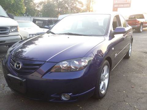 2006 Mazda MAZDA3 for sale at Cash For Cars Long Island - Sell My Car For Cash in Lindenhurst NY