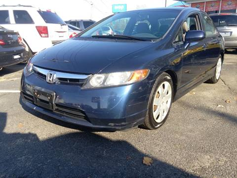 2007 Honda Civic for sale at Cash For Cars Long Island - Used Cars For Sale in Lindenhurst NY