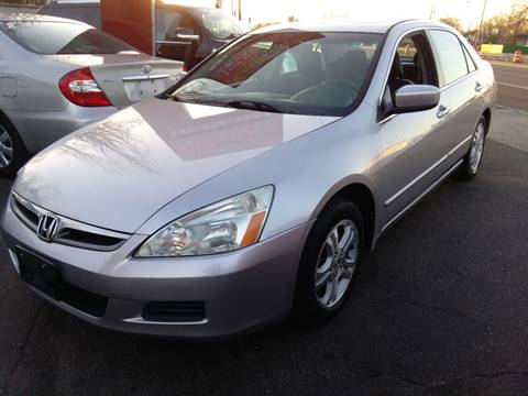 2006 Honda Accord for sale at Cash For Cars Long Island - Used Cars For Sale in Lindenhurst NY