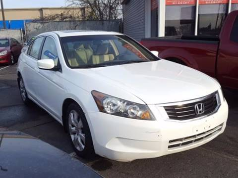 2009 Honda Accord for sale in Lindenhurst, NY