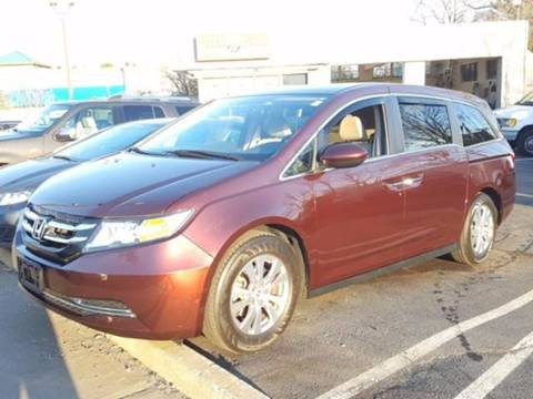 2014 Honda Odyssey for sale at Cash For Cars Long Island - Used Cars For Sale in Lindenhurst NY
