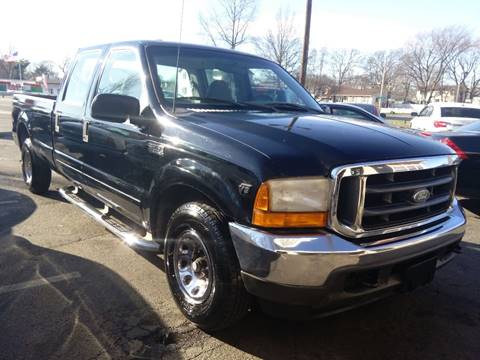 2001 Ford F-250 Super Duty for sale at Cash For Cars Long Island - Used Cars For Sale in Lindenhurst NY