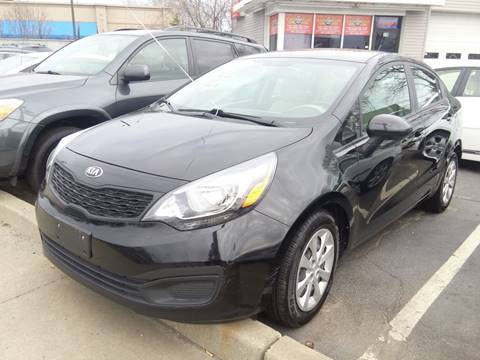 2013 Kia Rio for sale at Cash For Cars Long Island - Used Cars For Sale in Lindenhurst NY