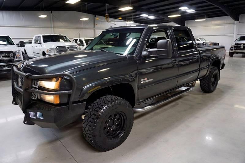 2005 Chevrolet Silverado 2500HD 4dr Crew Cab LS 4WD SB - Houston TX