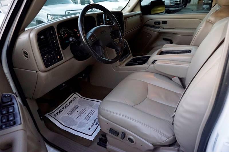 2005 GMC Sierra 2500HD 4dr Crew Cab SLT 4WD SB - Houston TX
