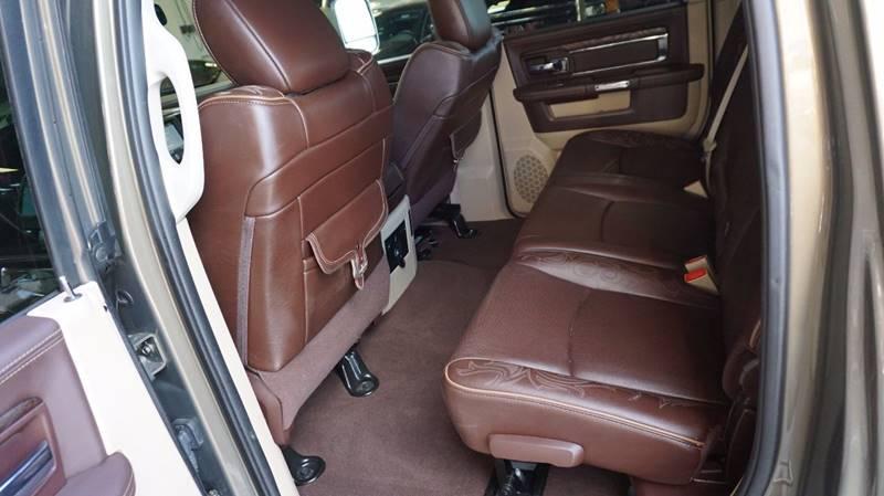 2015 RAM Ram Pickup 2500 4x4 Laramie Longhorn 4dr Mega Cab 6.3 ft. SB Pickup - Houston TX