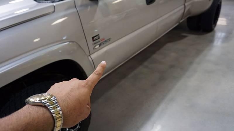 2005 Chevrolet Silverado 3500 4dr Crew Cab LT 4WD LB DRW - Houston TX