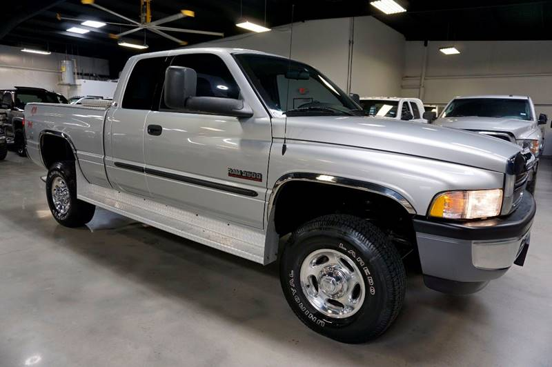 2001 Dodge Ram Pickup 2500 4dr Quad Cab SLT 4WD SB - Houston TX