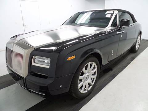 2014 Rolls-Royce Phantom Drophead Coupe for sale at Diesel Of Houston in Houston TX