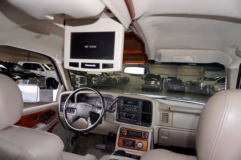 2004 Chevrolet Silverado 3500 4dr Crew Cab LT Rwd LB DRW - Houston TX
