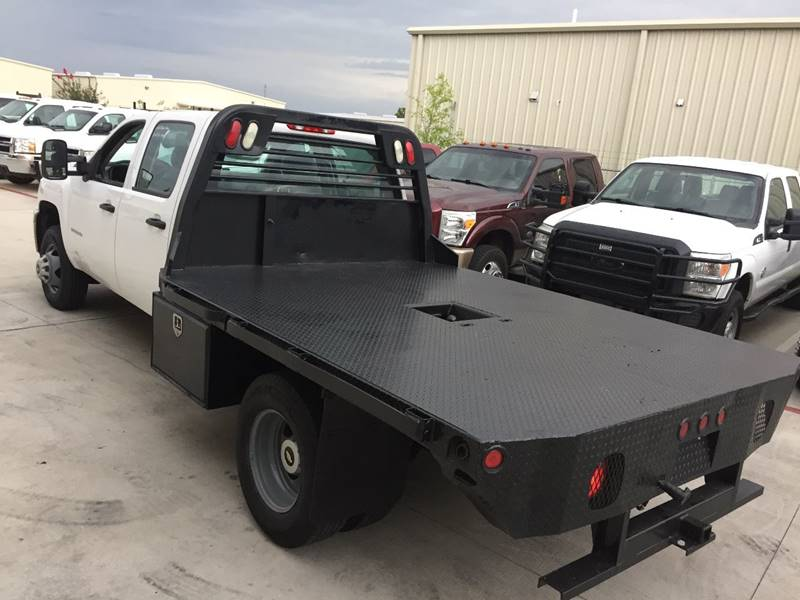 2011 Chevrolet Silverado 3500HD 4x2 Work Truck 4dr Crew Cab LB DRW - Houston TX