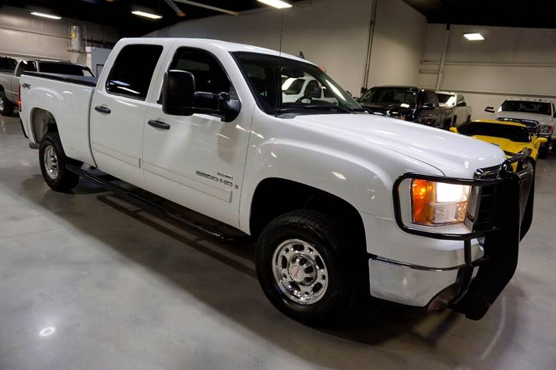 2007 GMC Sierra 2500HD SLE2 4dr Crew Cab 4WD SB - Houston TX
