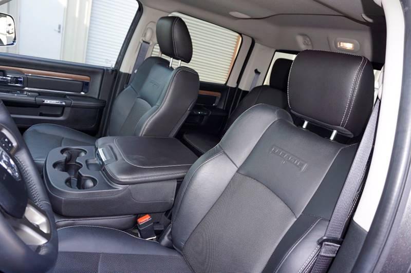 2016 RAM Ram Pickup 2500 4x4 Laramie 4dr Crew Cab 6.3 ft. SB Pickup - Houston TX