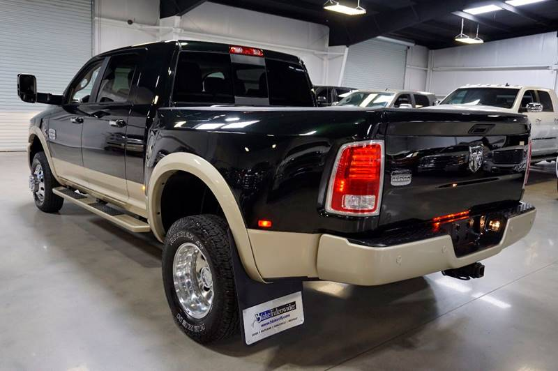 2016 RAM Ram Pickup 3500 4x4 Laramie Longhorn 4dr Mega Cab 6.3 ft. SB Pickup - Houston TX