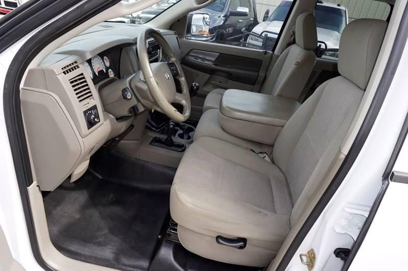 2007 Dodge Ram Pickup 3500 4x4 SLT 4dr Quad Cab LB - Houston TX