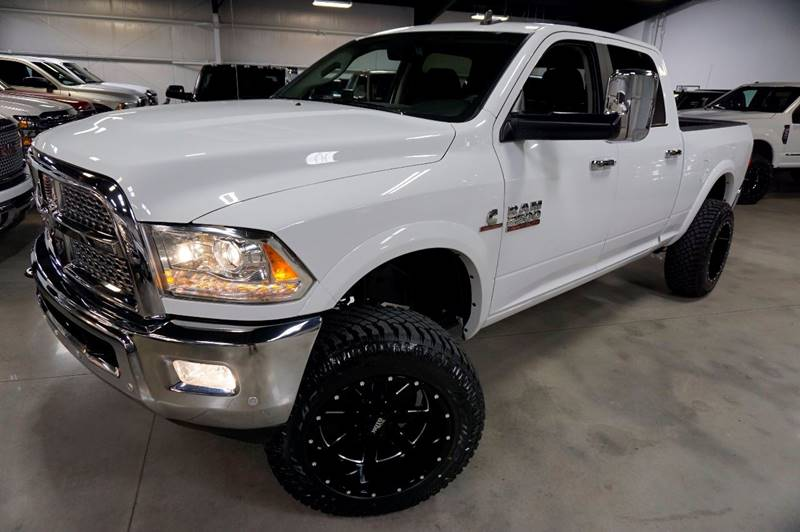 2016 RAM Ram Pickup 2500 4x4 Laramie 4dr Crew Cab 6.3 ft. SB Pickup - Houston TX